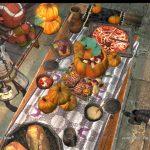DDON_テーブルのかぼちゃ達